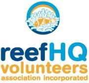 Reef HQ Volunteer logo