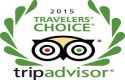 Travelers' Choice Trip Advisor logo